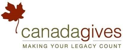 Logo: Canada Gives (CNW Group/Equisoft)
