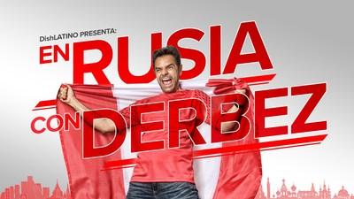 Eugenio Derbez les va a llevar la experiencia rusa a ellos, con una serie de videos digitales cómicos producidos por DishLATINO. (PRNewsfoto/DISH Network Corporation)