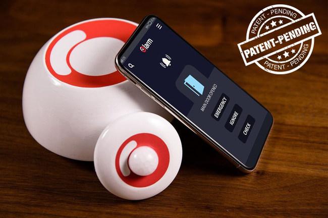Olarm, the Smartest Peel & Stick Home Alarm System, Kicks Off on Kickstarter