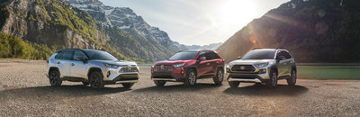 Everything you need to know about the new Toyota RAV4