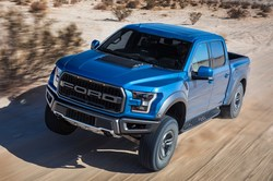 New off-road technology showcased for 2019 Ford Raptor