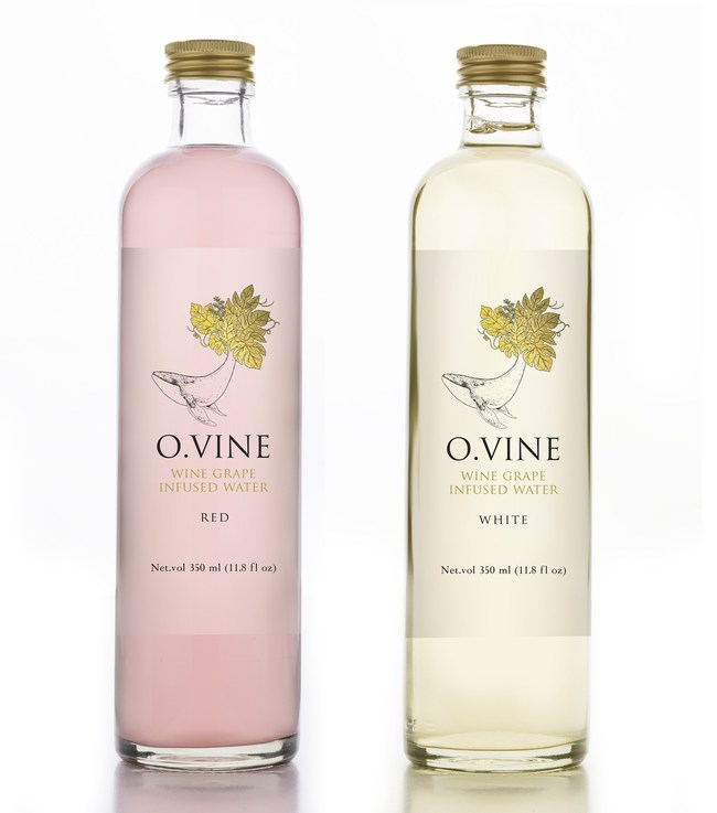 O.Vine water sparks the memory of wine
