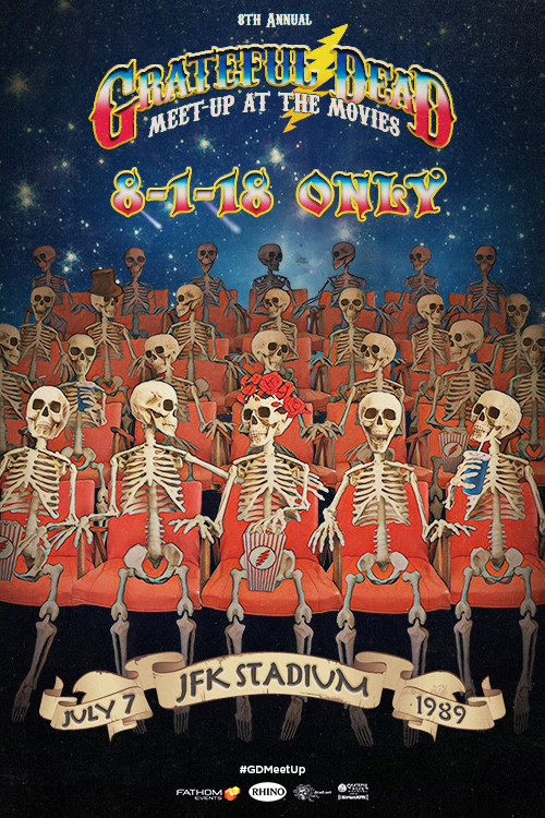 8th Annual Grateful Dead Meet-Up