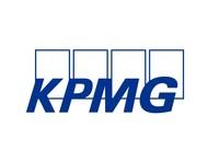 KPMG Logo (PRNewsfoto/Harvey Nash and KPMG)