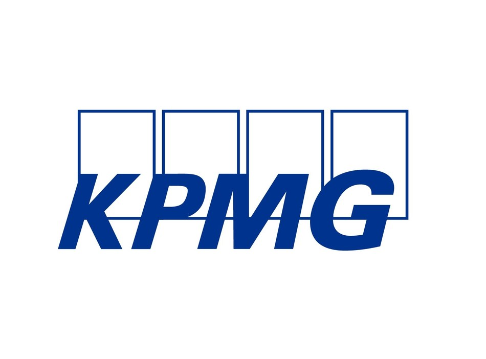 KPMG Logo (PRNewsfoto/Harvey Nash and KPMG)