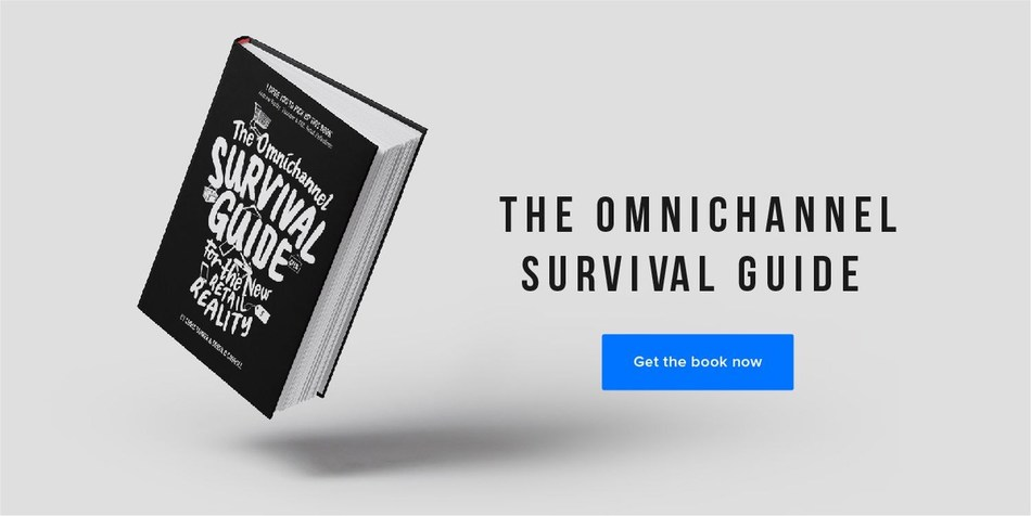The Omnichannel Survival Guide: available now (PRNewsfoto/Brightpearl)