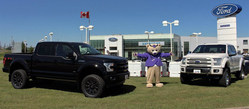 Edmonton-area dealership Sherwood Ford will donate $10 to Children's Hospital Foundation for every test drive taken throughout June.