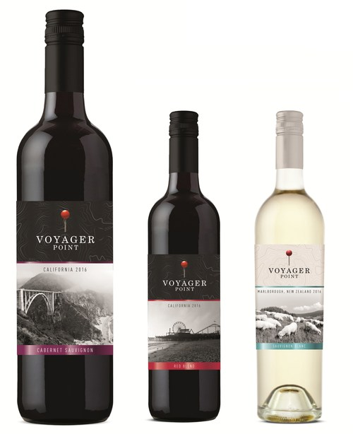 The newest 7-Eleven, Inc. wine – Voyager Point – lets wine-lovers trade up in quality at an affordable price, while exploring the world one premium vintage at a time. Voyager Point varietals include Cabernet Sauvignon and Red Blend from California and Sauvignon Blanc from the Marlborough region of New Zealand.