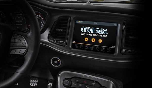 LWAYVE Expands to In-Car Experience with Android Auto (CNW Group/Lixar IT)