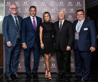 President and CEO Mark Frissora Joined by Giada De Laurentiis and Other Senior Executives for Brand Licensing Announcement