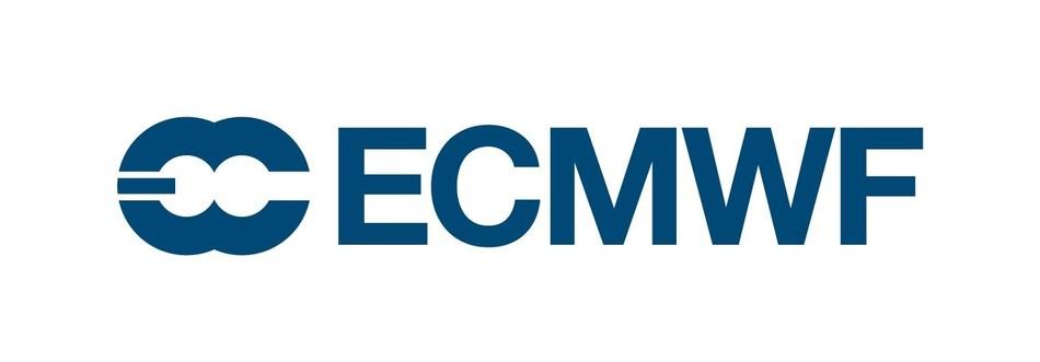 European Centre for Medium-Range Weather Forecasts (ECMWF) Logo (PRNewsfoto/ECMWF)