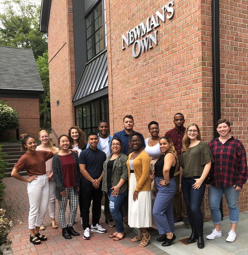 Newman's Own Foundation welcomes the 2018-2019 class of Fellows.