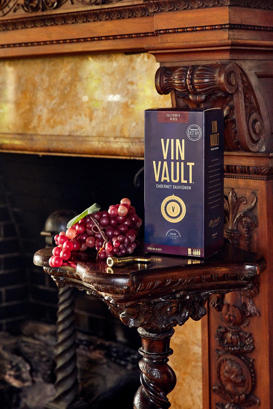 (PRNewsfoto/Vin Vault Wines)