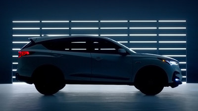 2019 Acura RDX Marketing Campaign Harkens to Brand?s Precision Crafted Performance Roots