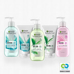 Garnier Becomes First Mass Market Skin Care Brand to Achieve Cradle to Cradle Certification for Five Products In Its Skinactive Line
