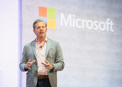 Nick Parker, corporate vice president, Consumer and Device Sales, Microsoft