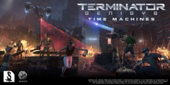SPACES brings Terminator Genisys to life in new multi-sensory VR attractions.