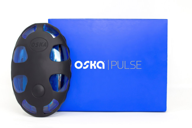 "Oska Pulse Recognized as ""Best New Technology Solution-Pain Management"""