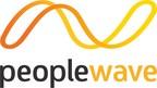 Peoplewave logo (PRNewsfoto/Peoplewave Pte. Ltd.)