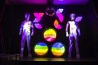 #Flavorsofpride interactive art project celebrates growing LGBTQ diversity. Photo credit: Jack Daniel's