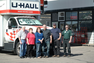 U-Haul® will host an anniversary celebration on June 13 to honor Lee's Service at 381 NW Main St. for dedicating 60 years to meeting Idaho's self-move needs.