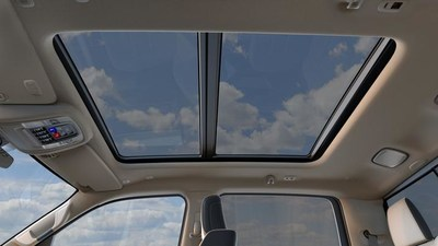 All-new 2019 Ram 1500 with panoramic sunroof named Southern Automotive Media Association's 'Sunny Pickup Truck.'