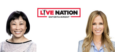 Live Nation Entertainment Elects Dana Walden And Ping Fu To Board Of Directors
