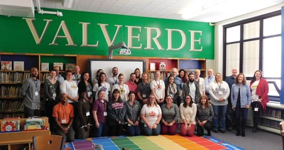 University of the Rockies Impacts Education Though Year of Service at Valverde Elementary School