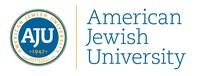 American Jewish University logo (PRNewsfoto/American Jewish University)
