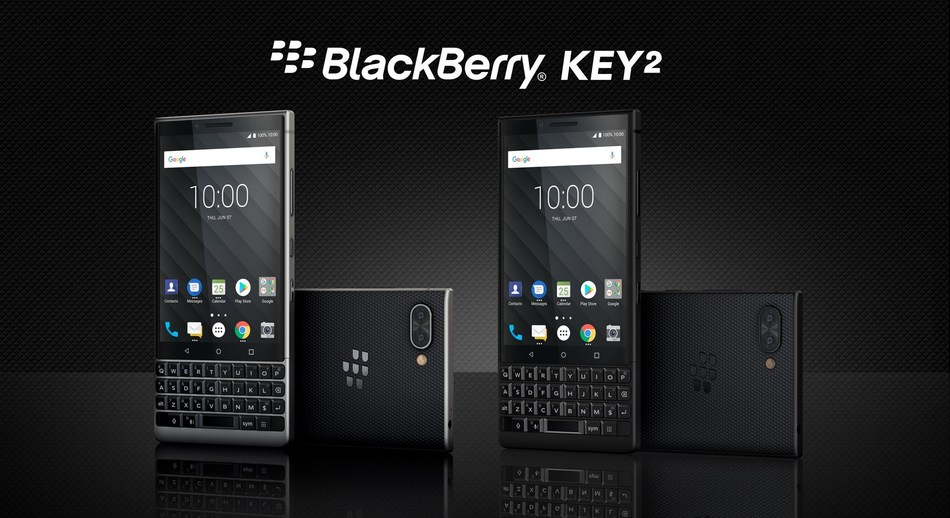 BlackBerry KEY2: An Icon Reborn