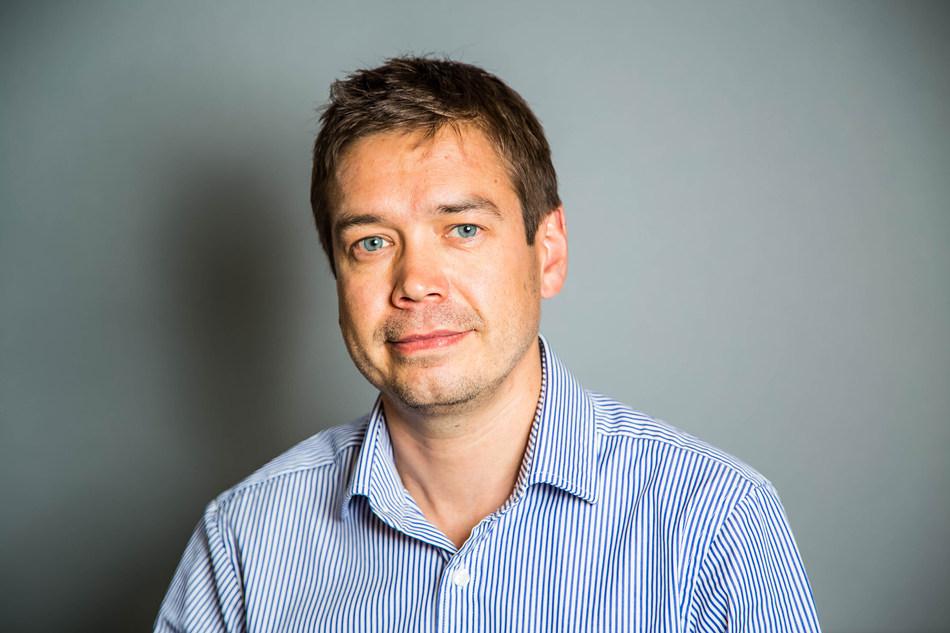 Ian Bailie, Head of HR AI research at CognitionX (PRNewsfoto/CognitionX)