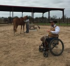 Veterans' Charity Helps Warriors Enjoy a Day of Equine Therapy with Family
