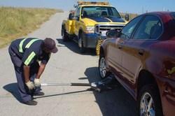 Always Get Roadside Assistance!