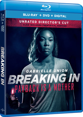 From Universal Pictures Home Entertainment: BREAKING IN