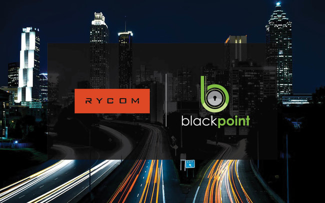 """RYCOM and Blackpoint have combined their unique capabilities and experiences in real-estate, end-user needs and cybersecurity to launch an innovative platform under the brand: """"RYCOM HIVE-Defence, powered by Blackpoint."""""""