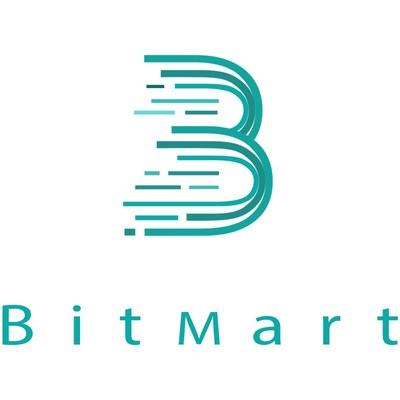 BitMart Exchange Logo (PRNewsfoto/BitMart)