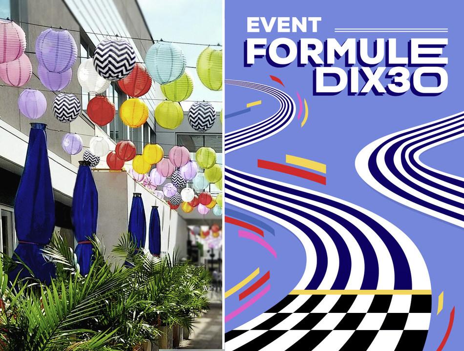 Event Formule DIX 30 (CNW Group/PKR)