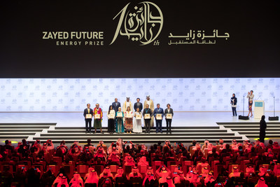For the first time ever, the Zayed Sustainability Prize is accepting entries in the category of health, food, water, and energy in United States. The deadline is August 9, 2018.