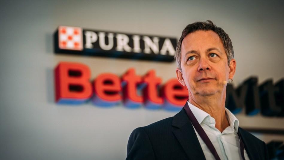 Bernard Meunier, CEO of Nestlé Purina PetCare EMENA (PRNewsfoto/Nestlé Purina PetCare EMENA)