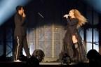 Beyonce & Jay-Z - On The Run Tour II (PRNewsfoto/Givenchy)