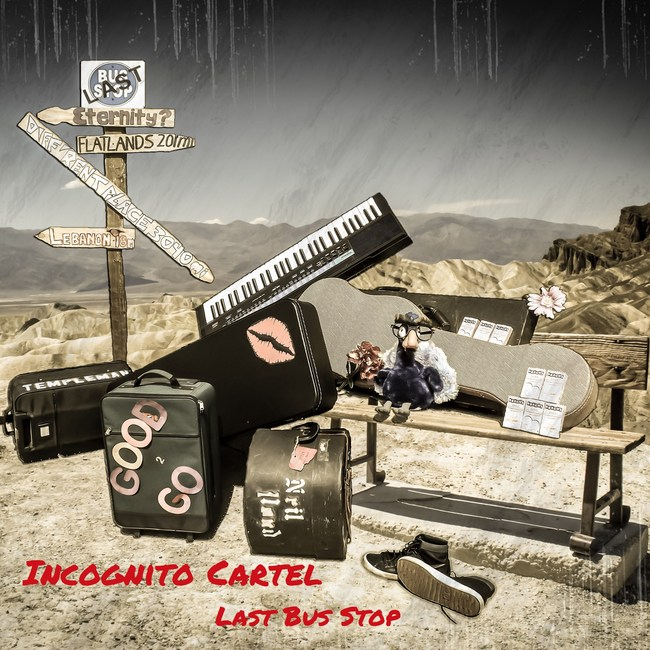 Incognito Cartel: Last Bus Stop CD cover