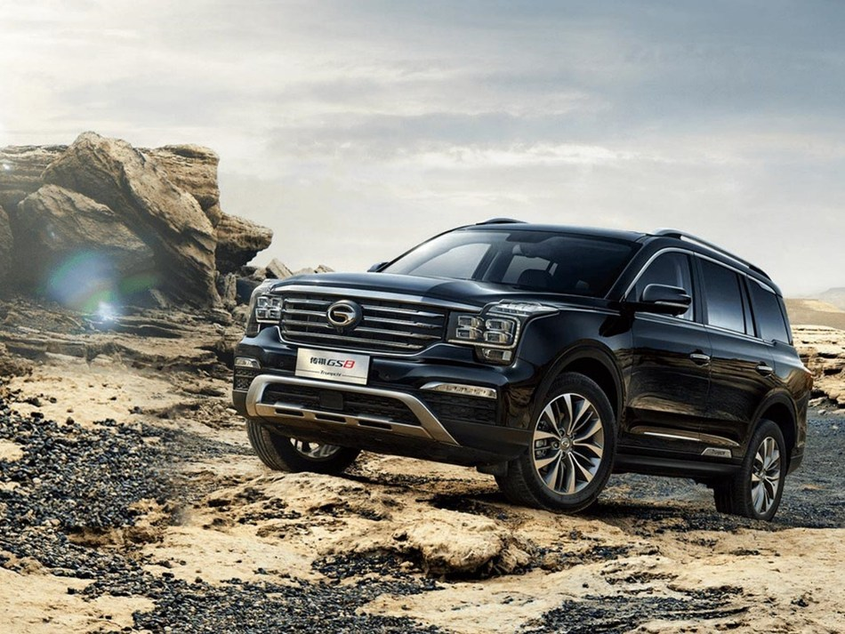 The GS8 delivers excellent performance in various driving conditions