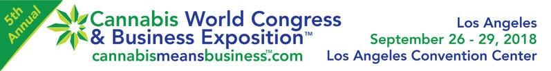 (PRNewsfoto/Cannabis World Congress & Busin)