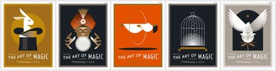 Art of Magic Forever Stamps