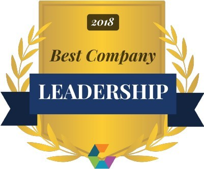 Best Company Leadership Award 2018