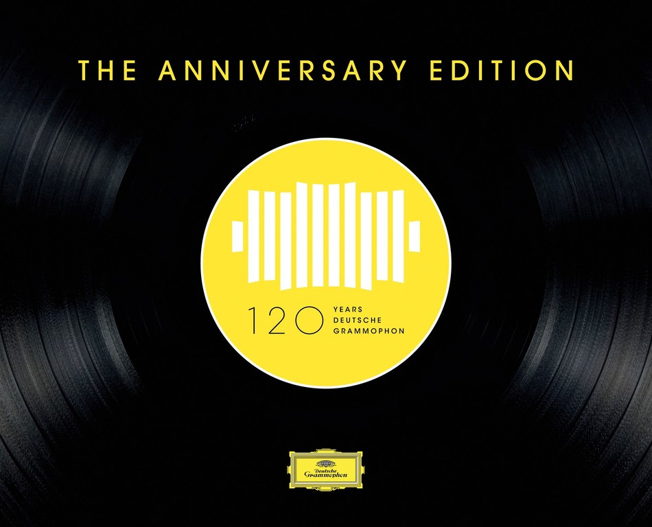 Deutsche Grammophon launches DG120: Curated global program of activities to celebrate the Yellow Label's historic 120th anniversary.