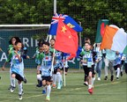 Young Participants of the Football for Friendship Programme From 211 Countries and Regions Arrived to Moscow