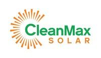 CleanMax Solar logo (PRNewsfoto/CleanMax Solar)