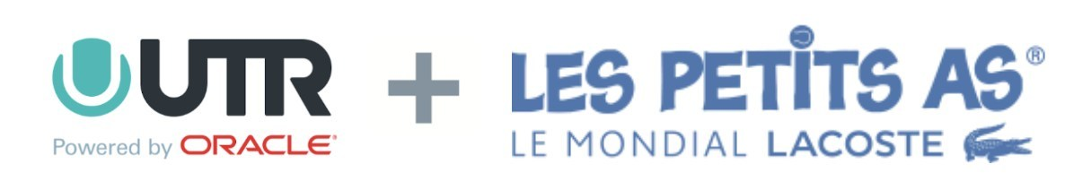 Les Petits As – Le Mondial Lacoste Adopts UTR Powered by Oracle as Official Rating System and Community Platform