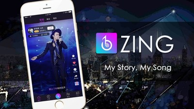 The Brand and User Interface of the Zing App